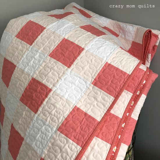 pin more pinteres quilt gingham