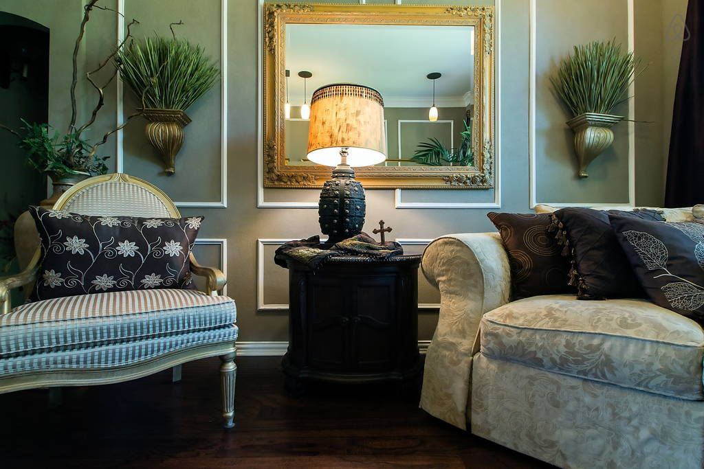 Lots of privacy in a beautiful home Get 25 credit with