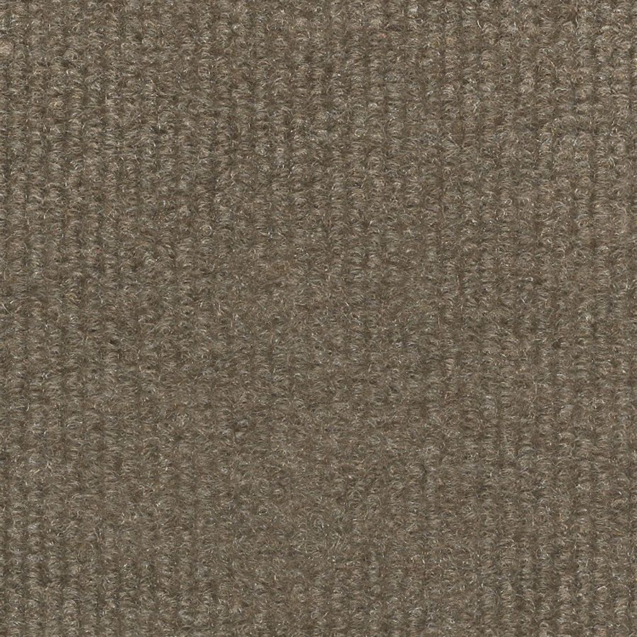 Shop 18 In X 18 In Restoration Bark Indoor/Outdoor Carpet Tile At