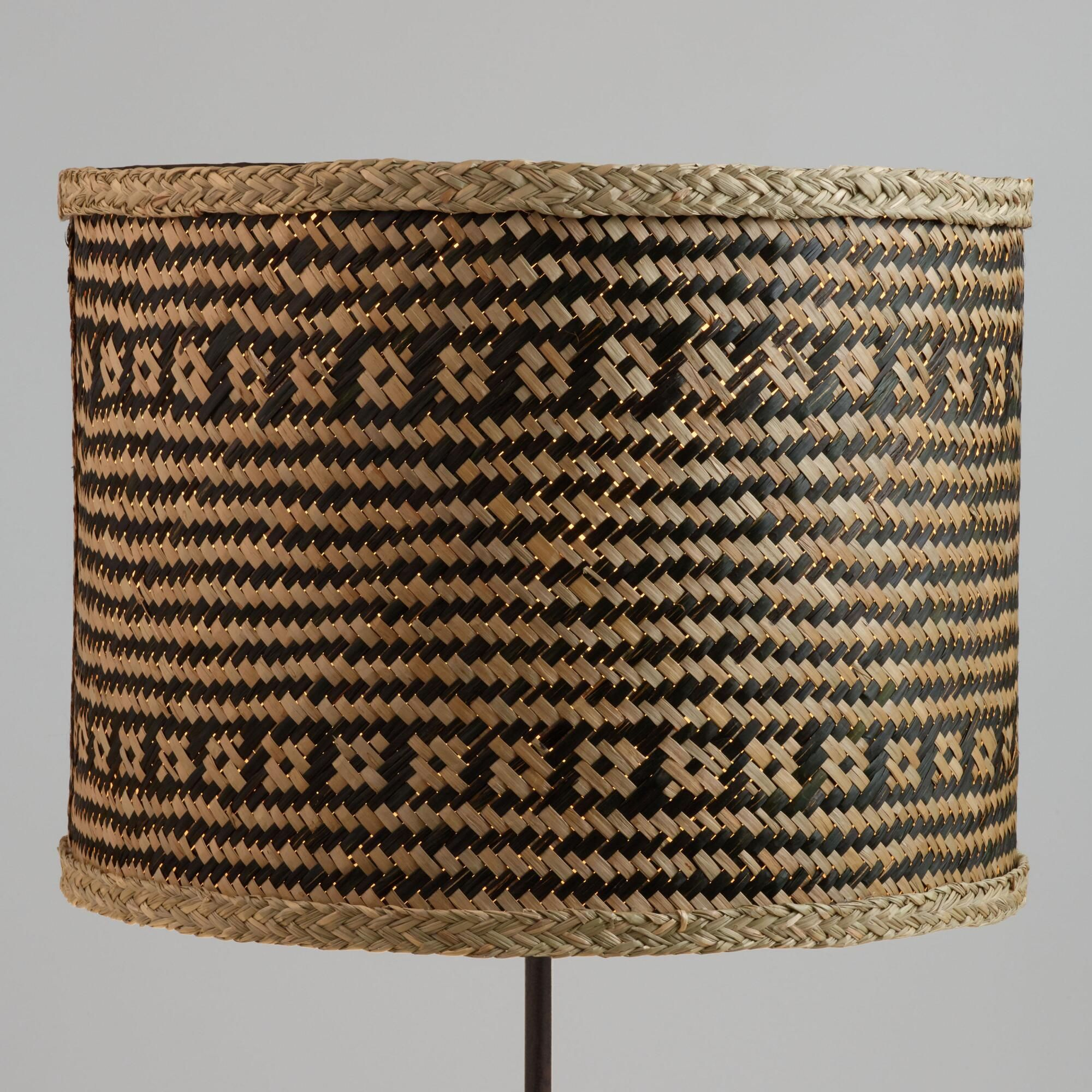 Twine Wrapped Table Lamp Shade With Images Lamp Shade Table Lamp Shades Shabby Chic Lamp