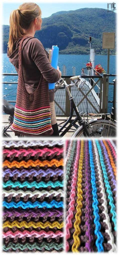 Crochet purses | Virkkaus | Pinterest | Bolsos, Ganchillo y Bolso tejido