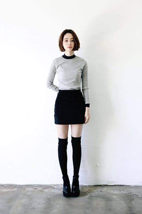 bf2543985ac8 Sassy Ways to Style Knee-High Socks