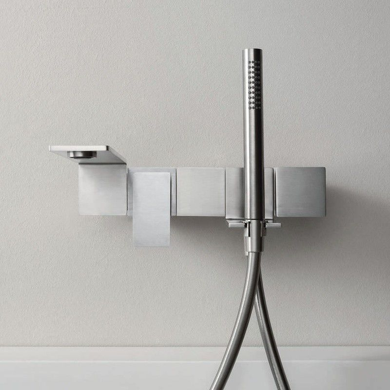 treemme einhebel badewannenarmatur 5mm design oco studio superflacher auslauf treemme 5mm. Black Bedroom Furniture Sets. Home Design Ideas