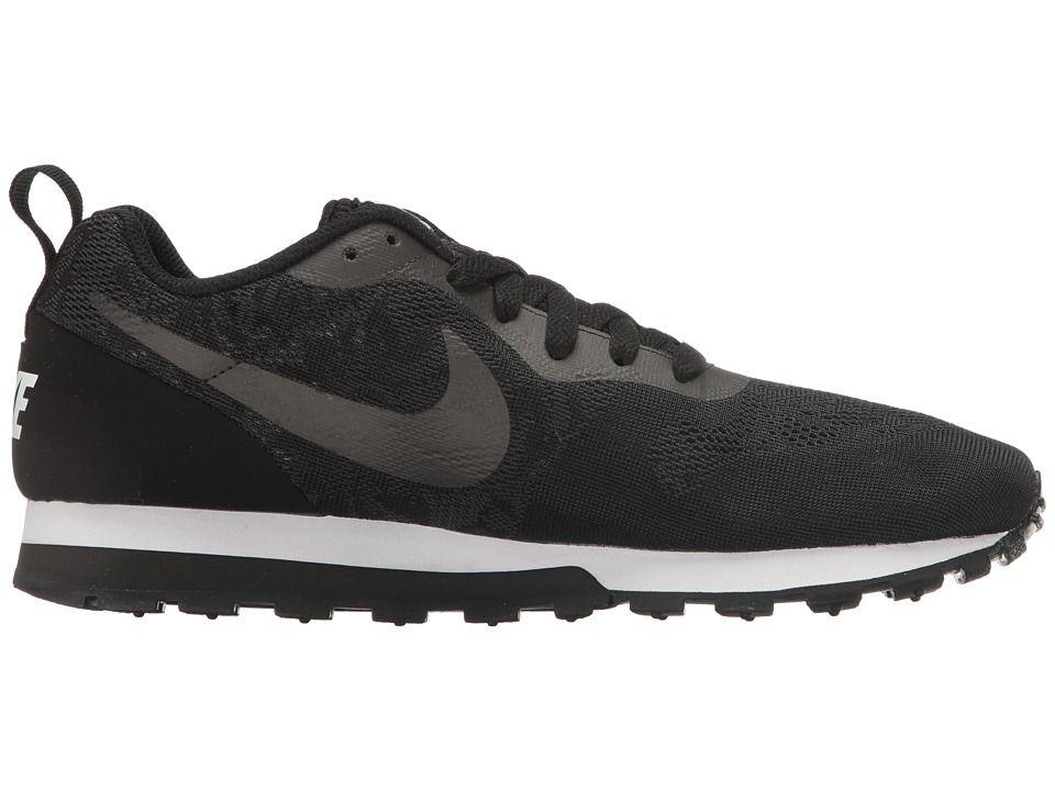 NIKE MD RUNNER 2 BR retro men's sneakers NEW IN BOX black