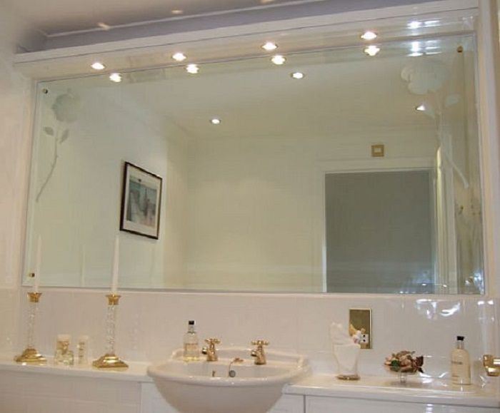 Bathroom Mirrors Black Wall Mirror