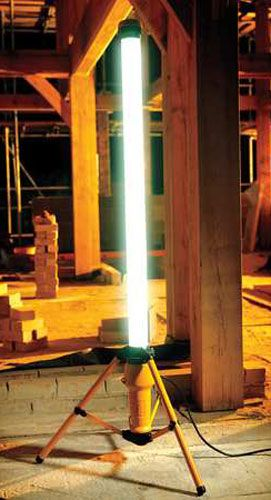 Wobblelight Fluorescent Tripod Work Light Defender 36 Watt Work Lights Fluorescent