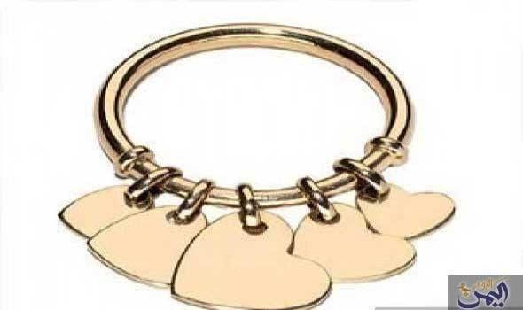 المجوهرات دليل على حب الرجل للمرأة Charm Bracelet Jewelry Gold