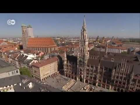 Munich Summer In The Bavarian City Discover Germany Youtube With Images Places Of Interest Germany City
