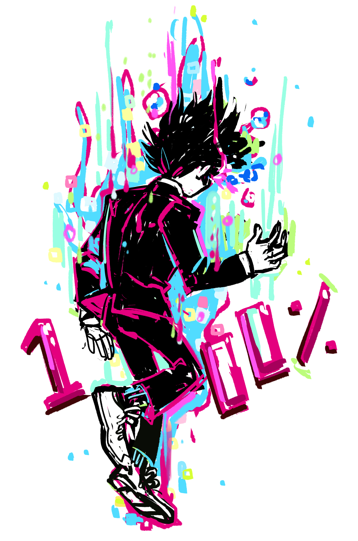 Riadoodles So I Ve Been Catching Up On Anime And I Need Season 2 Of Mob Pls Mob Psycho 100 Wallpaper Mob Psycho 100 Anime Mob Psycho 100