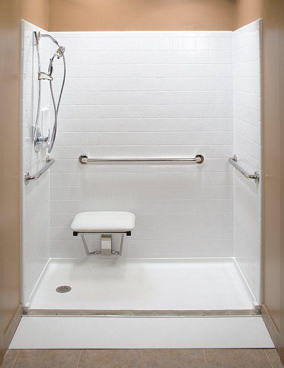 diseno de baño para discapacitados:handicap bathroom showers ... - Bano Minusvalidos Puerta Corredera