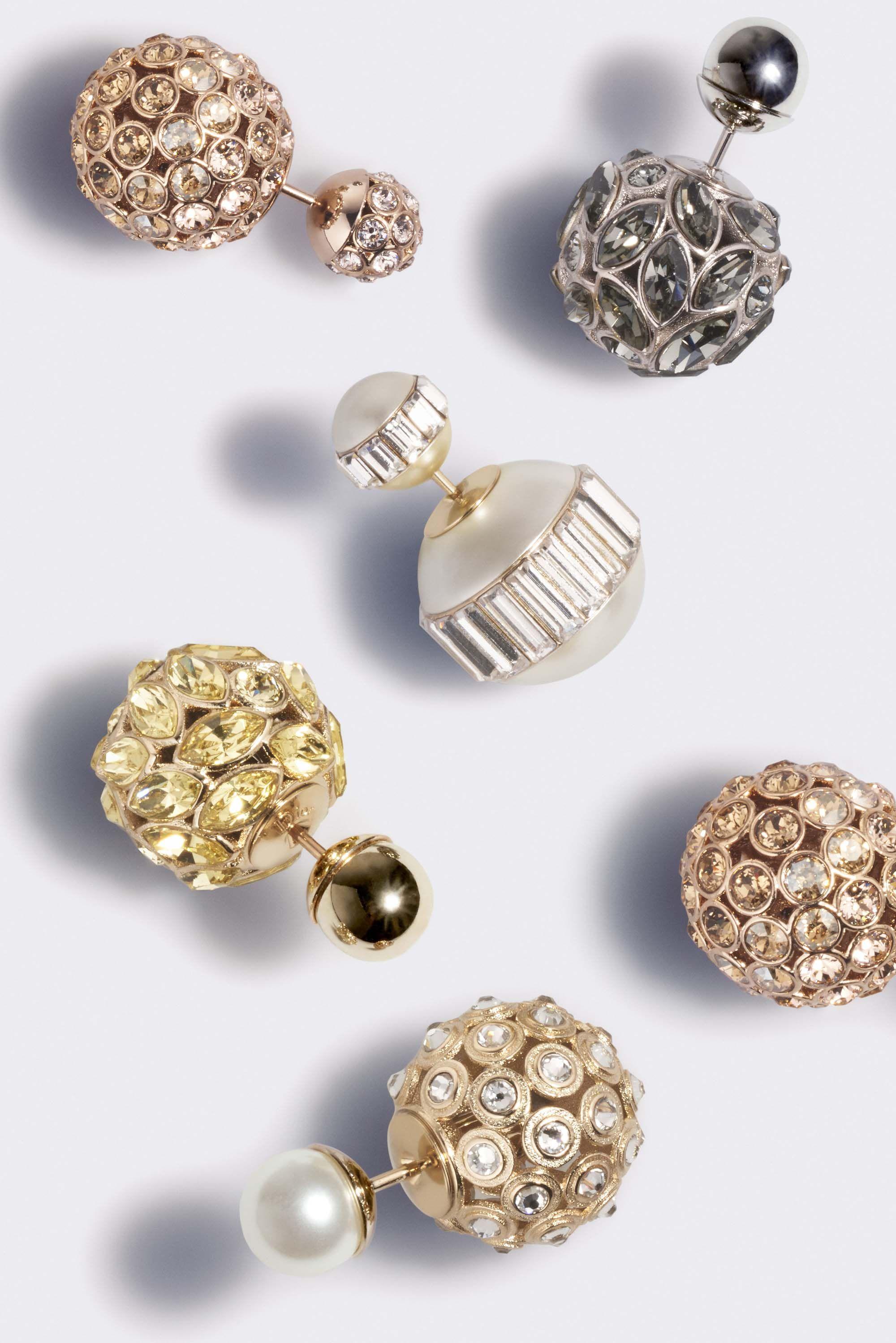 Dior Earrings, Easy To Fall In Love! #jewelrydesign #luxurydesign  #moderndesign Luxury