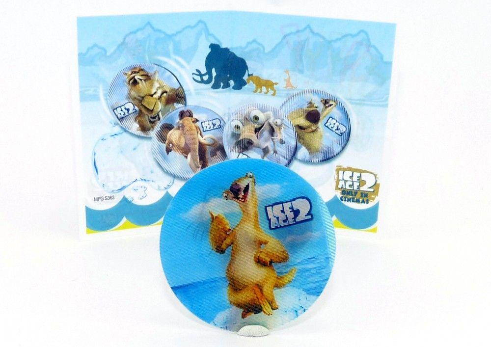Figuren Von Ice Age