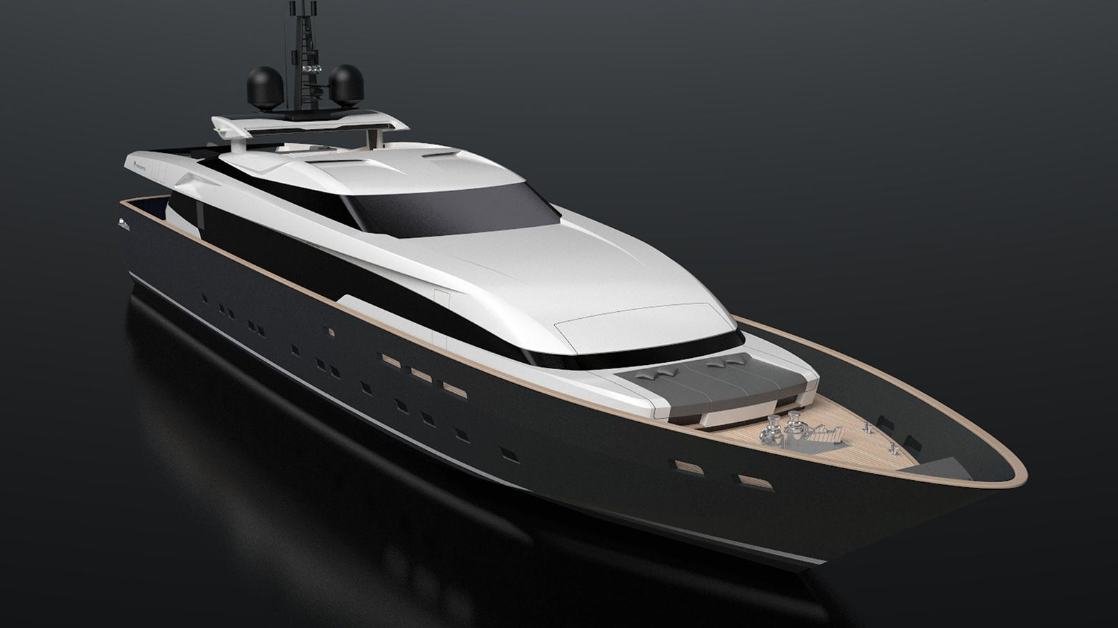 Baglietto Yachts 43m 10226