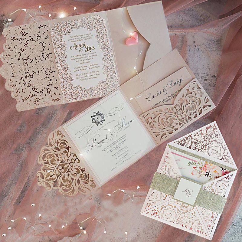 Edle Pocket Einladungs Laserschnitt Karten Mit Banderole Erhaltlich Unter Www Akhofprint Ch Swissmade Swi Karte Hochzeit Hochzeitseinladung Hochzeitskarten