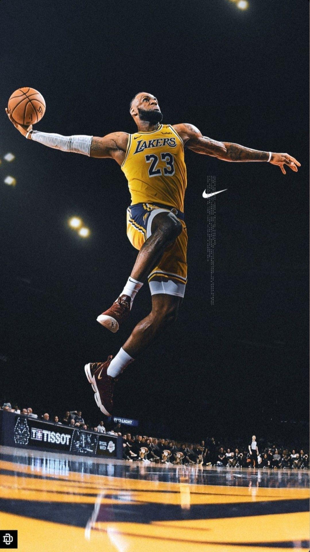 Aesthetic Wallpaper Kobe And Gigi In 2020 Lebron James Wallpapers Lebron James Lakers Nba Lebron James