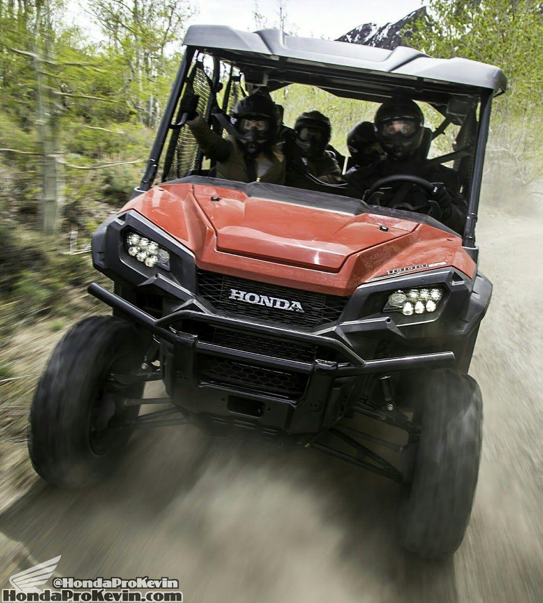 2016 Honda 1000 cc Pioneer SxS / UTV / Side by Side ATV