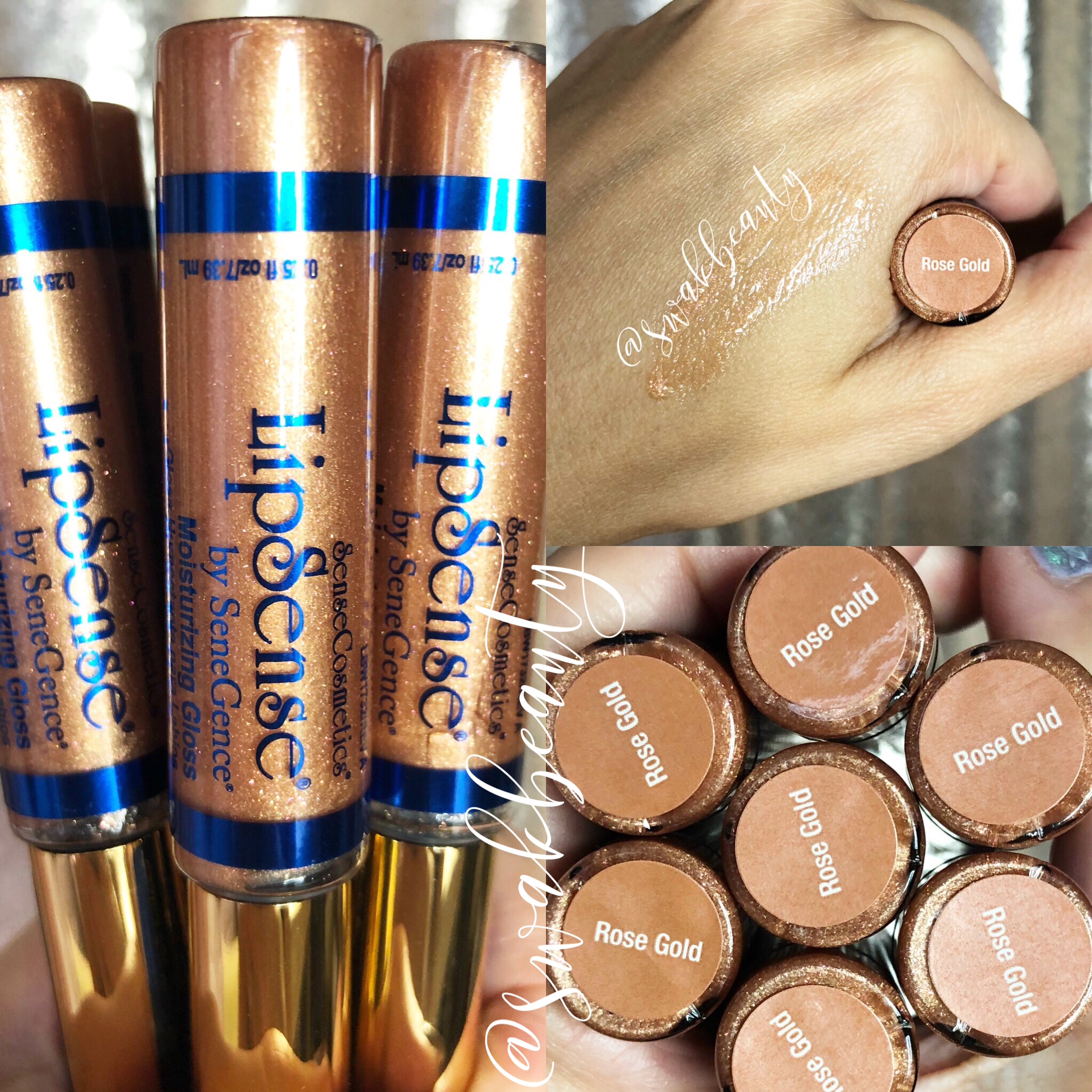 LIMITED EDITION ROSE GOLD COLLECTION LipSense Rose Gold