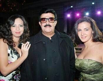 سمير غانم و بناتة دنيا و ايمي Indian Bollywood Actress Arab Celebrities Egyptian Actress