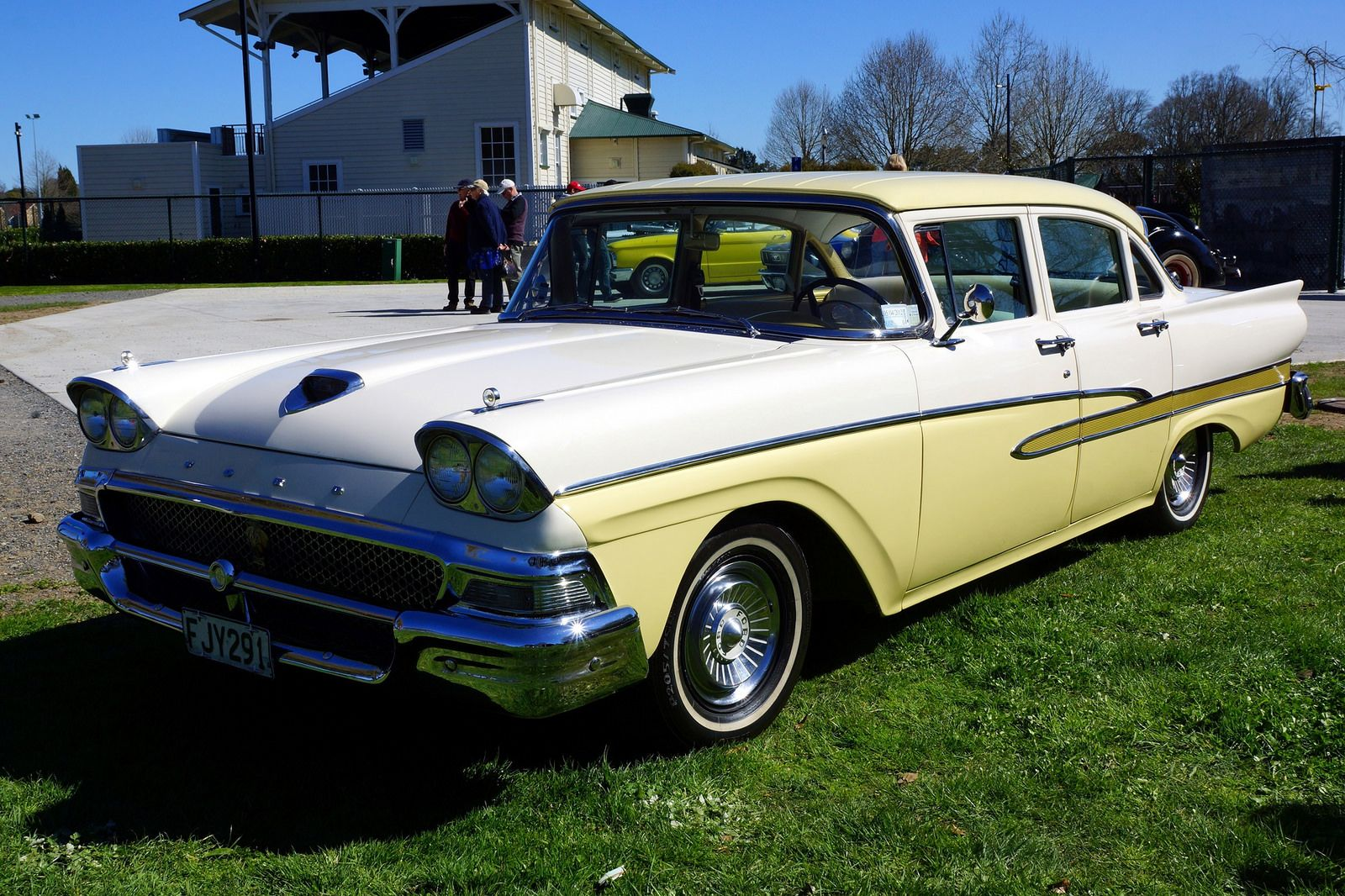 Ford Goldflash Sedan Classic Cars Pinterest Henry Ford - Henry ford car show
