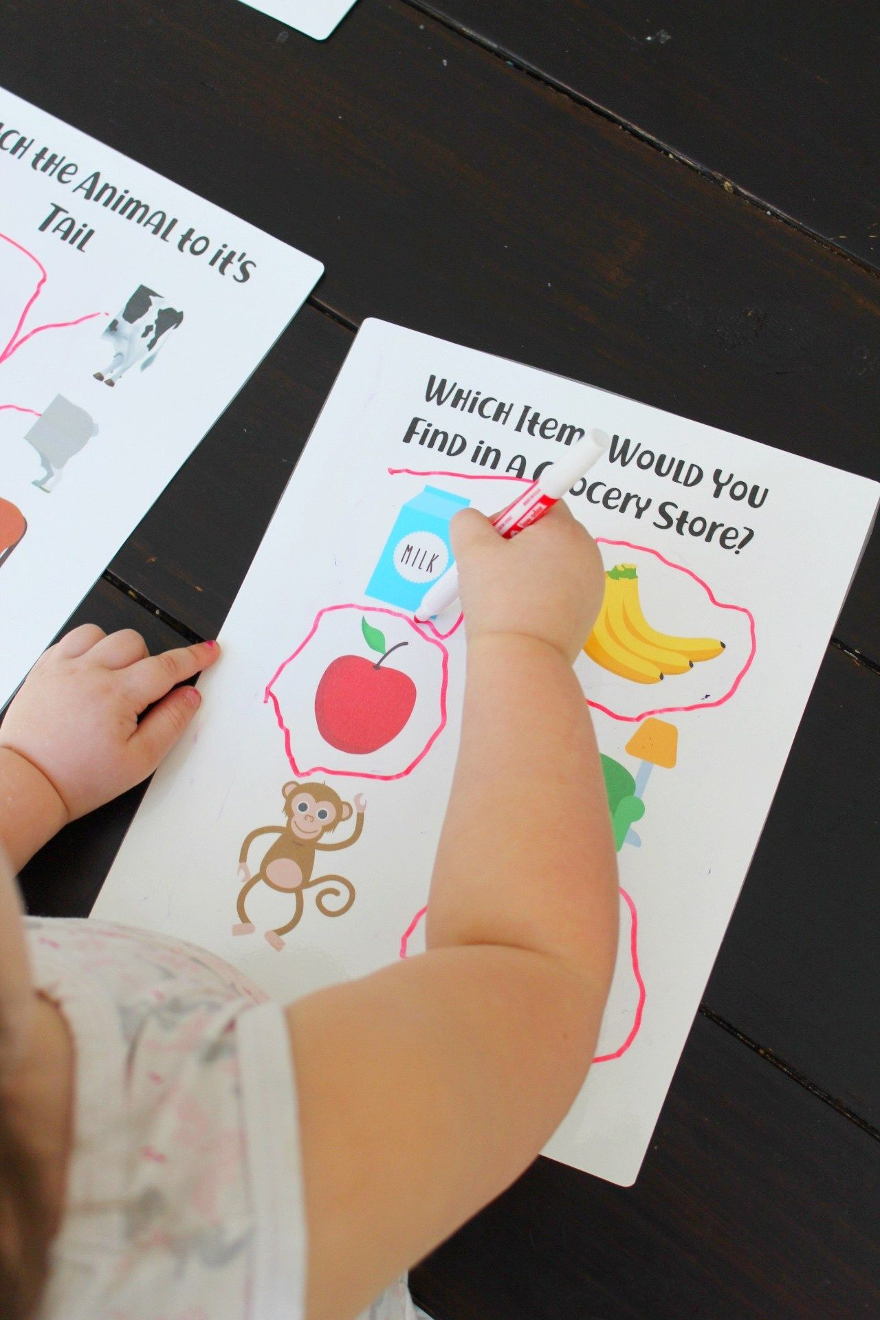 Educational Activity Bundle For Toddlers