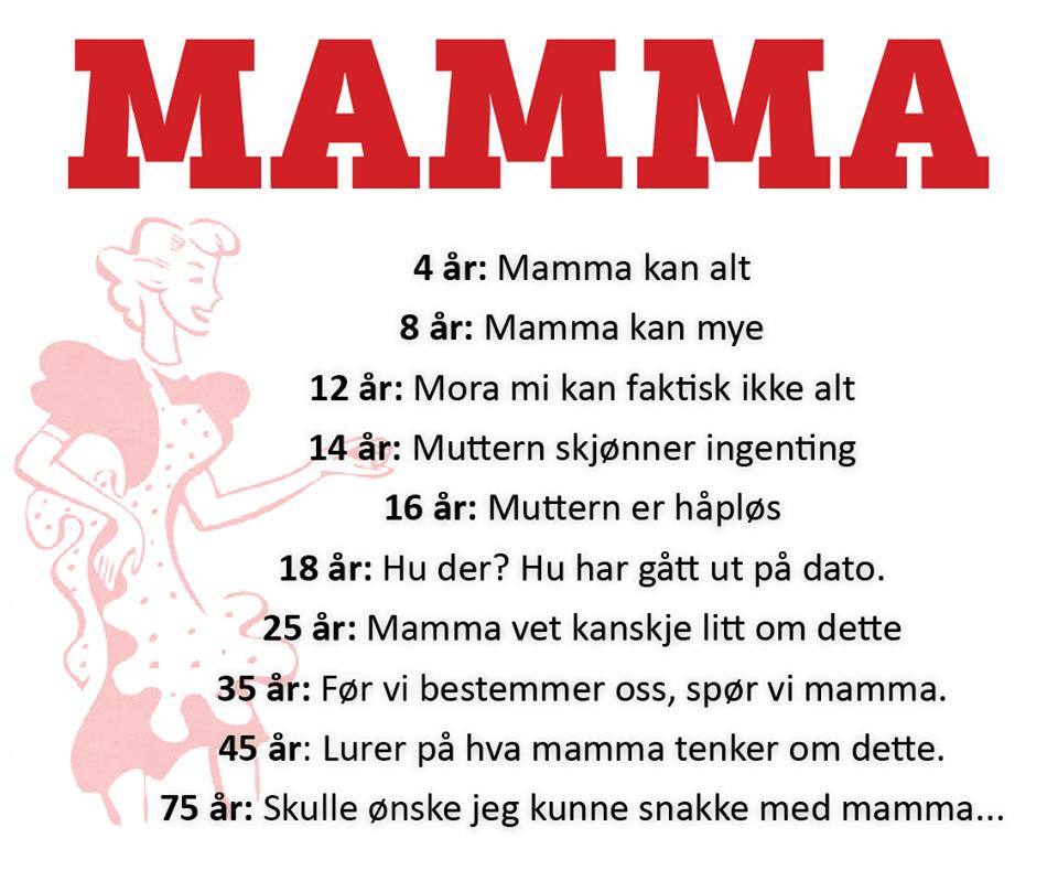 50 års dikt mamma