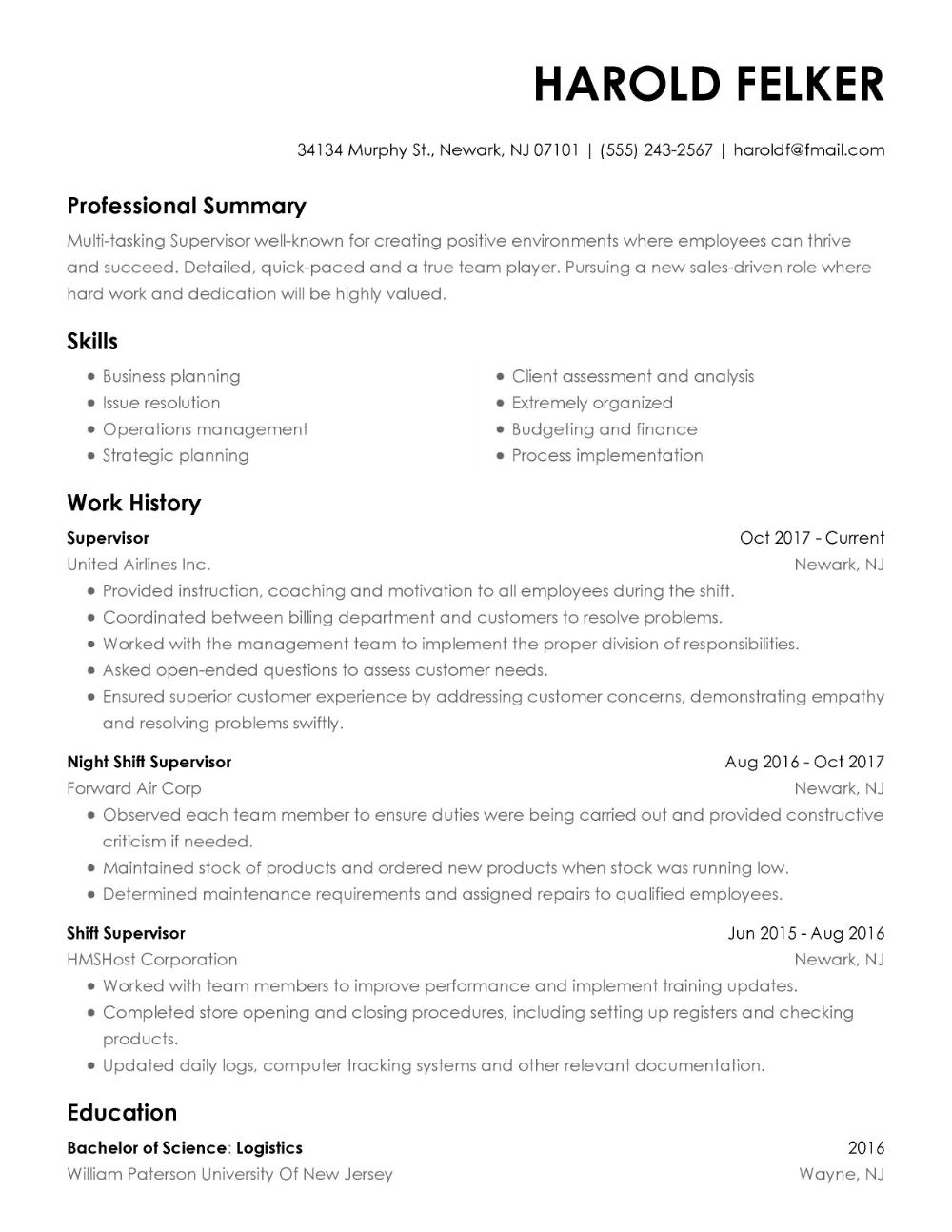 View 30 Samples Of Resumes By Industry Experience Level Resume Objective Statement Examples Resume Examples Resume