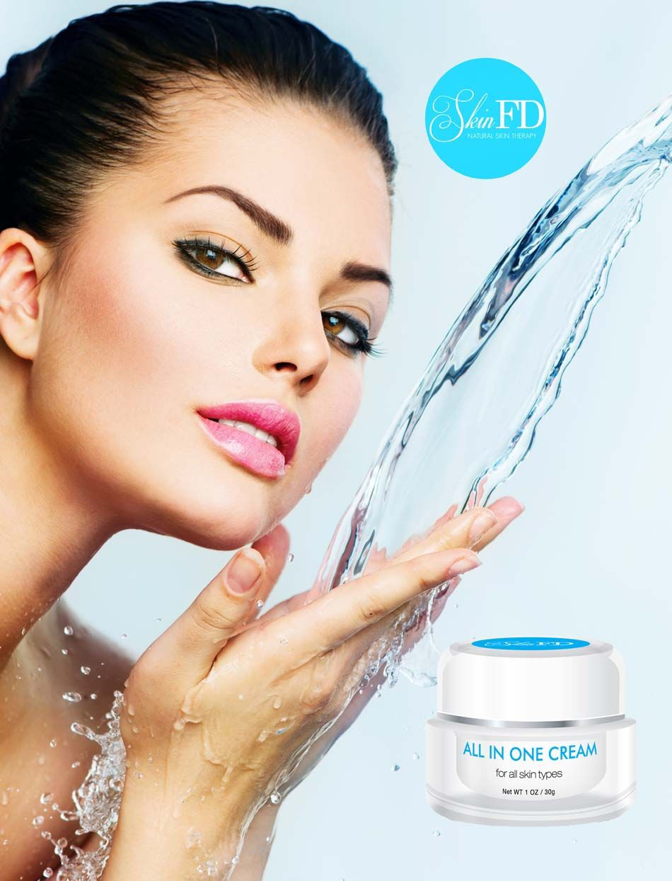 SkinFD's All-In-One Cream is a #rehydrating delight. Perfect for #dry and bothered #skin, this incredible solution uses the #moisturizing and skin nourishing properties of Hyaluronic Acid, Vitamin E and a Copper Peptide Complex to balance #moisture, stimulate cell growth and #rejuvenate your skin on a daily basis.  Natural Avocado and Soybean oils help condition and #smooth the surface, so your skin not only feels good, it looks good too.  Visit us: http://skinfd.com/?attachment_id=411