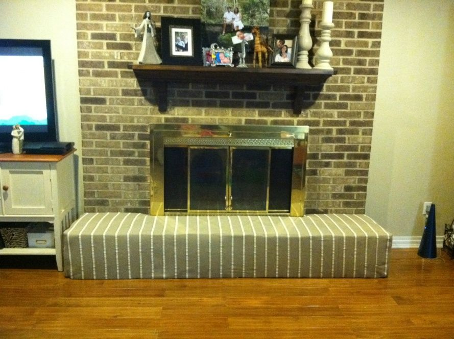Baby Proofing The Fireplace Project Ideas Baby Proof