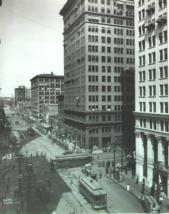 vintage Birmingham, Alabama (1890s)