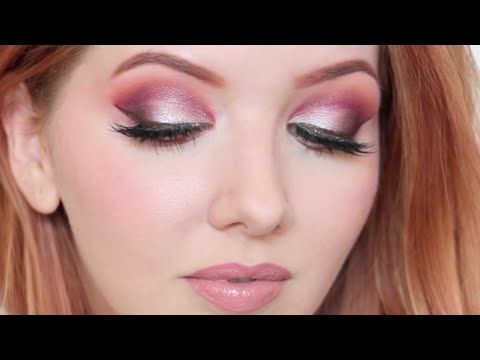 Colorful Tutorial Mannymua Palette Makeupgeek Makeup Geek Makeup Tutorial Video Makeup Geek Palette