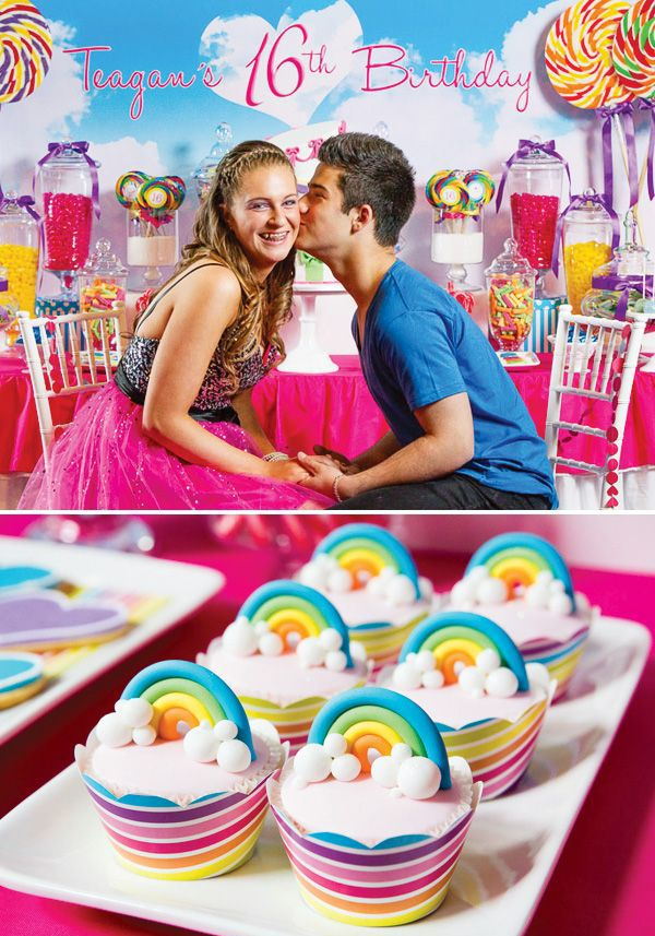 16 Teenage Girl Birthday Party Theme Home Design And Interior