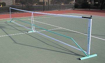 Usapa Portable Pickleball Net System By Usapa 149 99 This Is A Light Portable Net System Designed To Be Quick And Easy To Set Up And Pickleball Usapa Sports