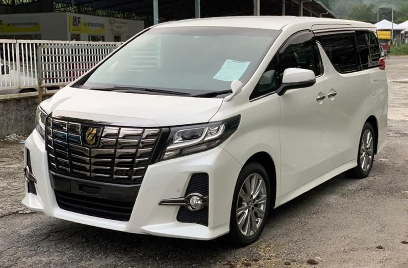 New 2014 Toyota Alphard 2 5 Sambung Bayar Credit Loan For Sale Rm 86 000 Ad 173735 Malaysia Caronline My In 2020 Toyota Alphard Find Used Cars Cars For Sale