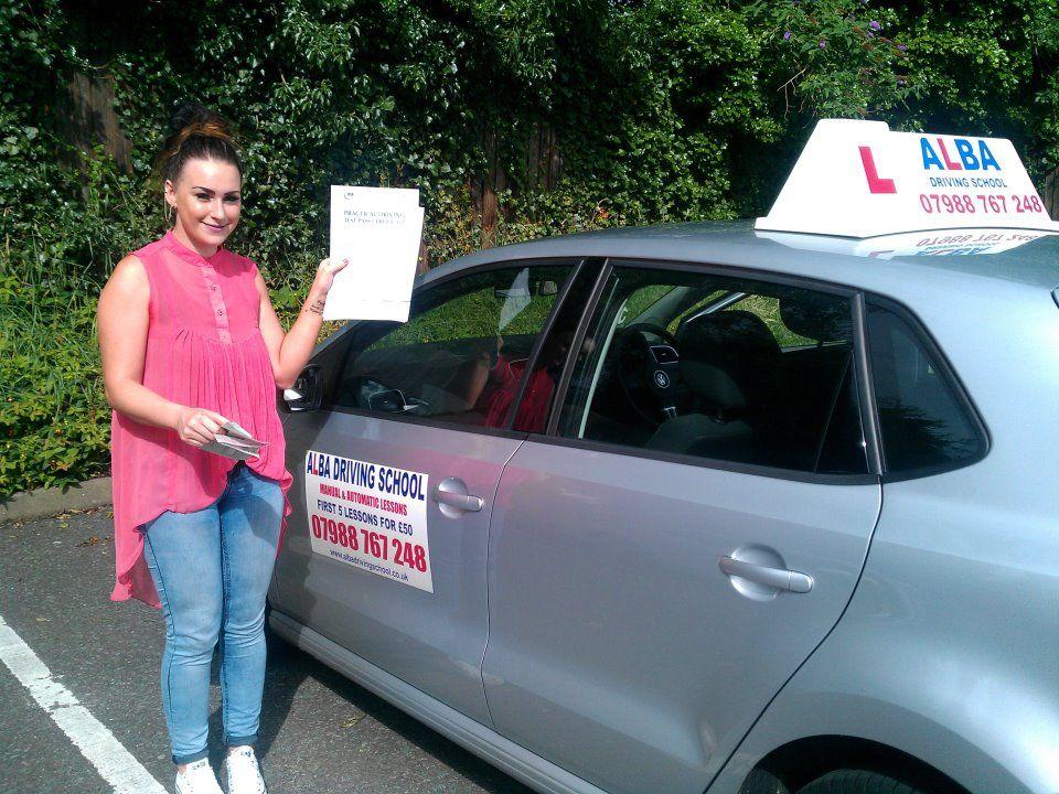 ALBA Driving School - Driving Lessons Brighton & Hove