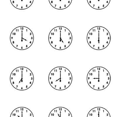 Printable Clock Faces Free Printable Worksheets Clock Worksheets Clock Face Printable Worksheets Free Free printable worksheets on time for