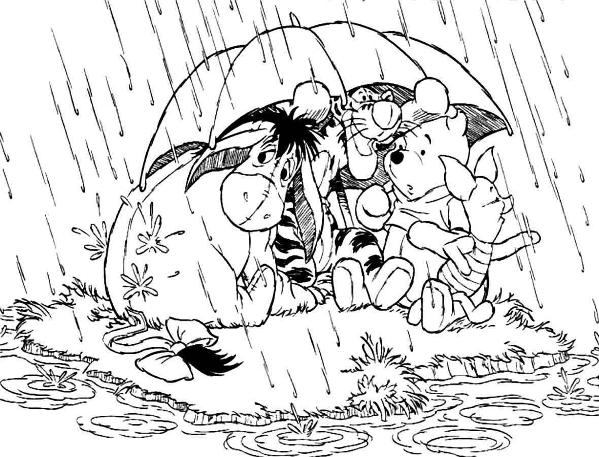 Hurricane Coloring Pages Best Coloring Pages For Kids Coloring Pages Coloring Pages For Kids Umbrella Coloring Page