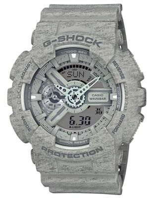 849fde6b4a5 Casio G-Shock Big Case - Gray Heather Pattern - Magnetic Resistant - 200M