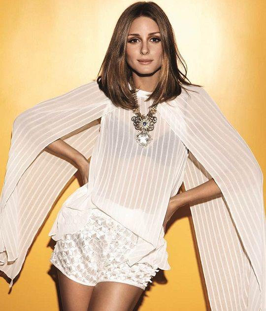 The Olivia Palermo Lookbook : Olivia Palermo in RG Magazine