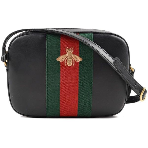 b6fc3609aa8b Gucci Bags (3.080 BRL) ❤ liked on Polyvore featuring bags, handbags, bumble  bee bags, gucci, gucci bags, gucci purses and gucci handbags
