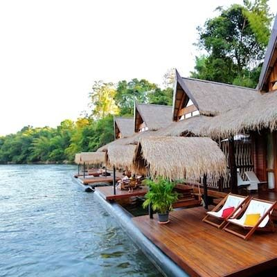 Places Where You Really Escape The Rat Race Floating Hotel