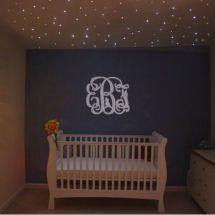 Imagine Dreamy Soft Twinkling Star Nursery Ceiling Lights That
