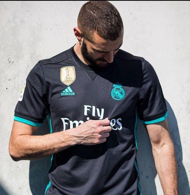 59275714e Real Madrid 2017 2018 Away Kit
