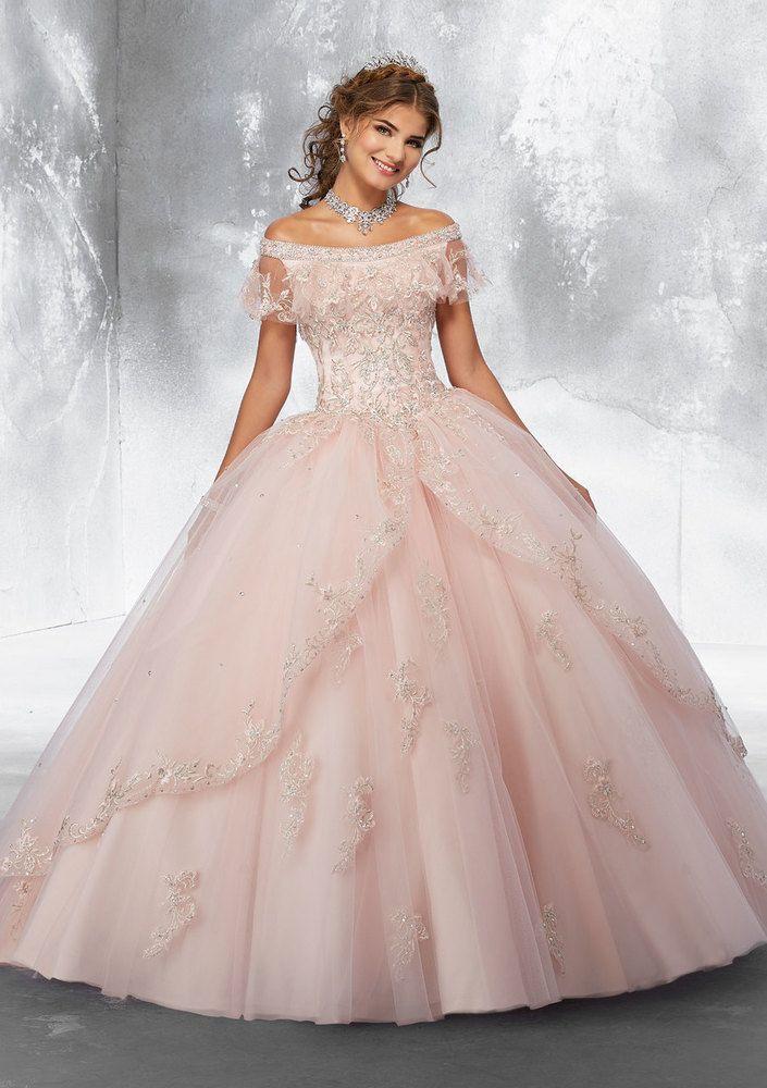 Mori Lee Vizcaya Quinceanera Dress Style 89181 Mori Lee