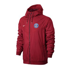 Chaqueta Paris Saint Germain 2016 2017 Rojo  356eda36678