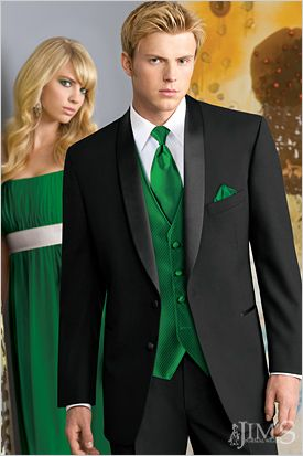 Mens Wedding Fashion The Tuxedo