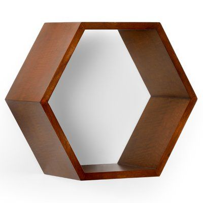 Chelsea House Honeycomb Wall Shelf Wayfair Chelsea House Wall Boxes Wall Shelves