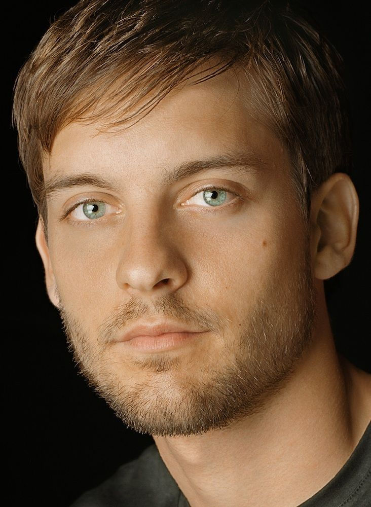 Tobey Maguire- always has been a great actor, its just on ...