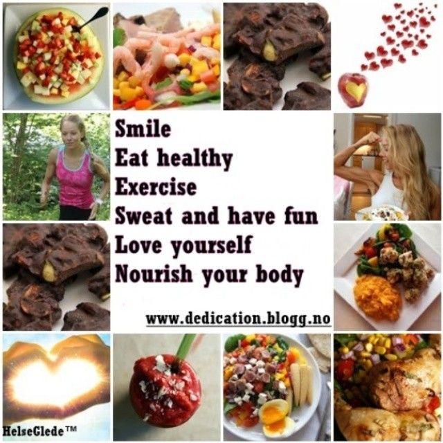 Take care of your body, your health and your life  //// Ta vare på deg selv, din helse og ditt liv. Bli gjerne med på #HelseGlede challengen min som jeg har skrevet om på bloggen  Riktig god søndagskveld. #Padgram