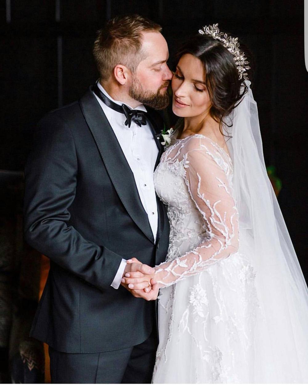 Pearl wedding crown, Greek Leaf Crown, floral Bridal Tiara, Bridal hairpiece, bridal headband, Silver Bridal Diadem, Pearl Wedding Tiara