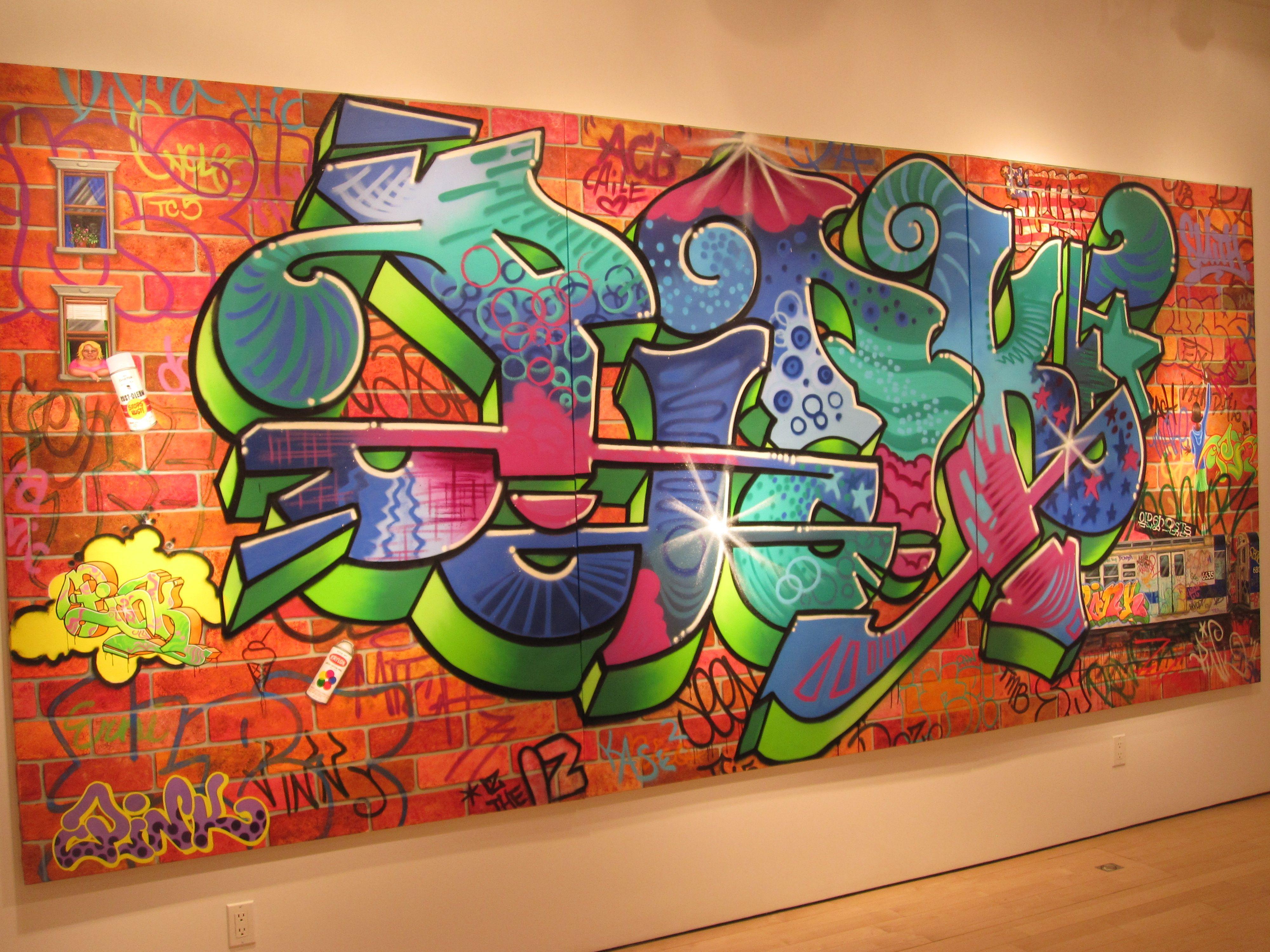 Planet Chocko Art Music Movies Beyond Lady Pink Evolution Graffiti